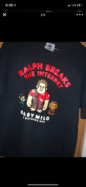 Bape shirt Ralph breaks the Internet for Sale in Queens, NY
