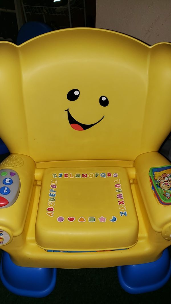 Fisher Price Laugh Amp Learn Smart Stages Chair For Sale In