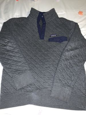 Patagonia Quilt Pullover for Sale in Cedar Park, TX