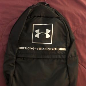 Under Armour Project Backpack - Black Silver - Brand New w/ Tags for Sale in San Diego, CA