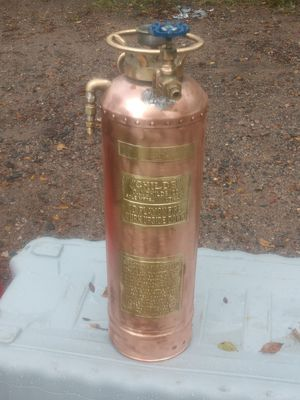 O, j, child's and comp antique fire extinguisher for Sale in Magnolia, TX
