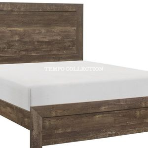 NEW, RUSTIC STYLE FULL BED, SKU#TC1534FULL. for Sale in Tustin, CA
