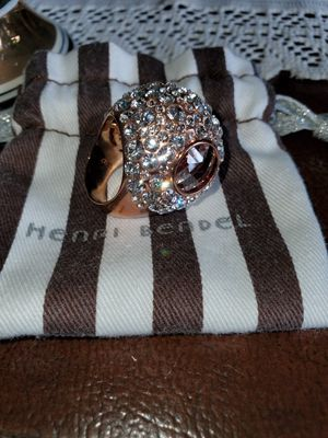 Henri Bendel studded ring size 6 for Sale in Tampa, FL