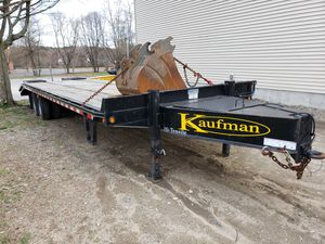 2014 Kaufman equipment trailer for Sale in Framingham, MA