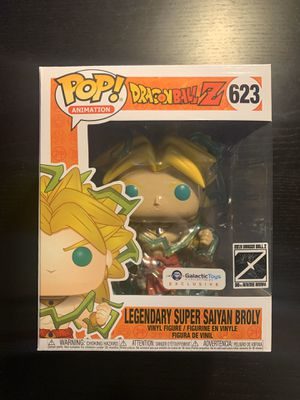 Funko pop legendary Broly for Sale in Queens, NY