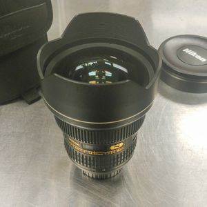 Nikon 14-24mm 2.8G ED Wide Angle ZoomLens for Sale in Tallahassee, FL