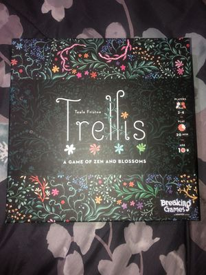 Trellis board game for Sale in Los Angeles, CA
