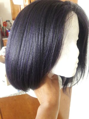 Lace front wig for Sale in San Jacinto, CA
