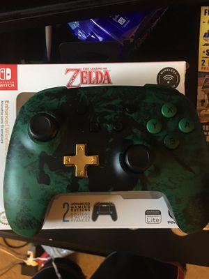 Wireless Nintendo switch controller for Sale in Florissant, MO