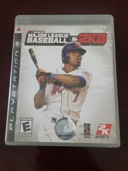 Major League baseball 2k8 for Sale in West End,  NC