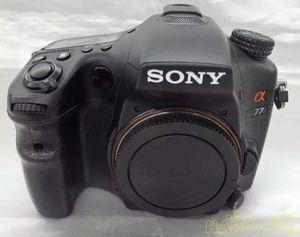 Sony SLT-A77V 24.3MP Digital Camera Mega Bundle w/3 Lenses, Battery Grip, Case & Extras for Sale in Aurora, CO
