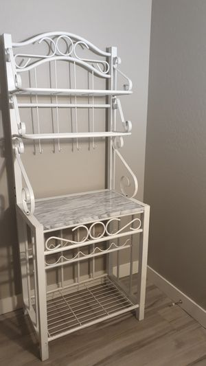 Heavy Bakers rack for Sale in Phoenix, AZ