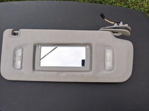 Sunvisor For 2014-2018 Chevrolet Silverado GMC Sierra Passenger Side (RH) Grey for Sale in Huber Heights, OH