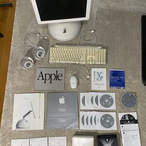 """[Make Offers] Apple iMac G4 15"""" with many components - Read Description for Sale in Portland, OR"""