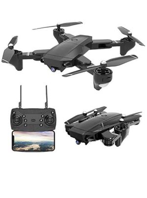 Drone with Camera 4K Foldable RC Quadcopters 1080P SX20 2.4GHz Remote/Phone/Tablet Controlled RTF Multirotors with 120° Wide-Angle Full HD Camera Vid for Sale in Silver Spring, MD
