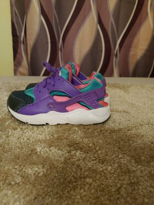 Size 11 huarache for toddler ..used for Sale in Chesapeake, VA