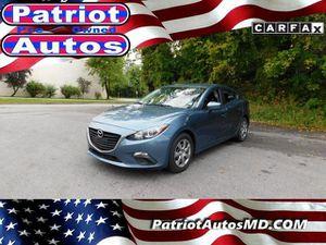 2015 Mazda Mazda3 for Sale in Baltimore, MD