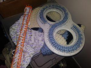 Knitting looms and yarn for Sale in Murfreesboro, TN