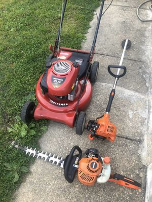 """Lawn Mower/Trimmer/Hedge Trimmer """"Echo"""" for Sale in Washington, DC"""