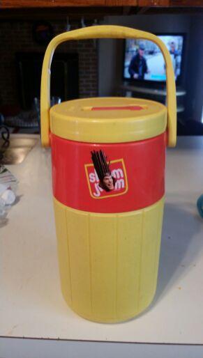 Vintage Coleman slim jim water jug for Sale in Columbus, OH