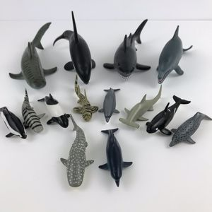 Playvision PV Marine Life Toys Bathtub Animals Whales Dolphins 14 Animals for Sale in Huntington Beach, CA