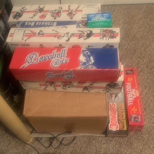 Assortment Of MLB Cards 1990-1991 for Sale in Long Grove, IL