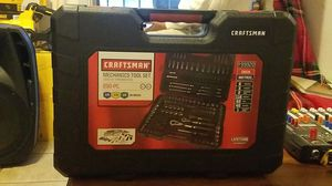 Craftsman mechanic tool set 230pc. for Sale in Fresno, CA