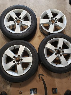 "Honda Civic Rims Wheels 16"" 5x114.3 for Sale in Wethersfield, CT"