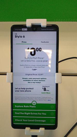 LG Stylo 6 for Sale in Jonesboro, AR