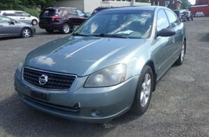 2006 NISSAN ALTIMA 2.5S SUPER CLEAN for Sale in The Bronx, NY