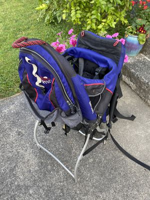 Kelty Kids Back Country backpack carrier for Sale in Mukilteo, WA