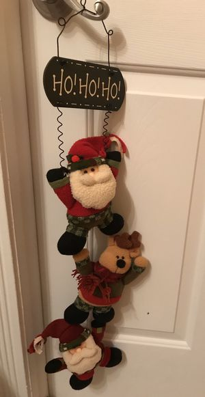 Door/Wall hanger🎄X-mas Decor for Sale in West Palm Beach, FL