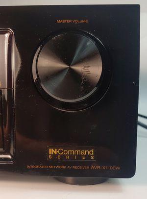 Denon AVR - X1100W AV Receiver IN Command Series for Sale in Fresno, CA
