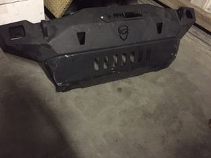 Jeep Wrangler JL front winch bumper and skid for Sale in Corona, CA
