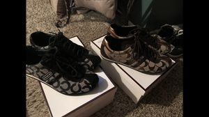 Coach shoes for Sale in San Antonio, TX