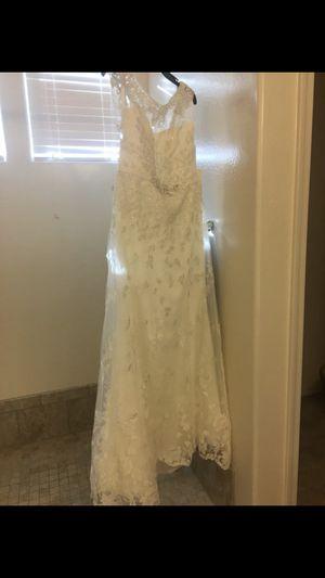 Melissa Sweet Wedding Dress size 14 for Sale in Mesa, AZ