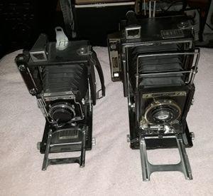 Vintage Speed Graphic cameras for Sale in Santa Monica, CA