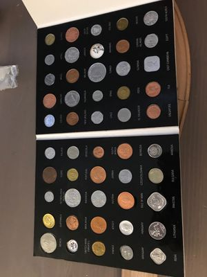 Wonderful world of coin collecting for Sale in La Habra Heights, CA