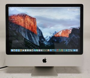 """24"""" 2006 Apple iMac 3GB 2.4GHZ Core 2 Duo 320GB AIO desktop computer for Sale in Richmond, VA"""