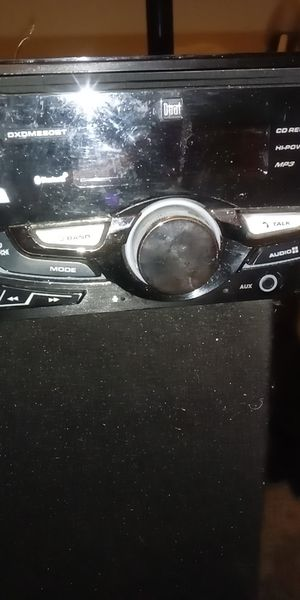 Dual double din radio for Sale in Cleveland, OH