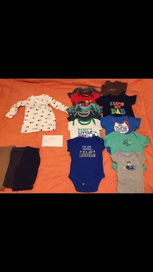 Baby boy clothes for Sale in Chesapeake, VA