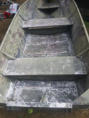 11.6. Aluminum fishing boat for Sale in Kirkland, WA