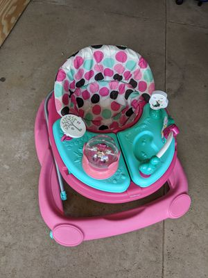 Disney Minnie baby walker for Sale in Eau Claire, WI