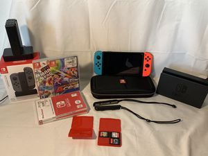 Nintendo Switch Bundle for Sale in Marshall, MN