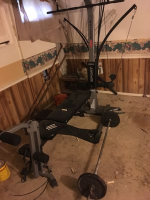 Weight set for Sale in Parkville, MD