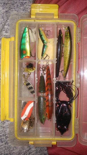 Fishing tackle for Sale in McKees Rocks, PA