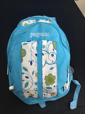 ( #62 ) Girls light blue Jansport School Backpack for Sale in Fort Lauderdale, FL