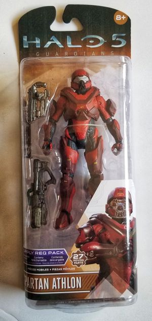 McFarlane Toys Halo 5 Spartan Athlon action figure for Sale in Cypress, TX