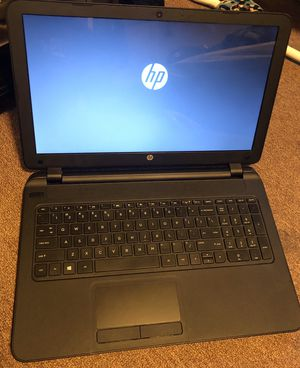 HP Notebook 15 for Sale in Louisville, KY