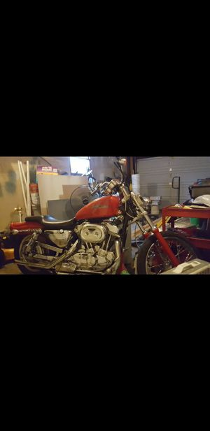 2001 sporty 883c 1200kit for Sale in Normal, IL